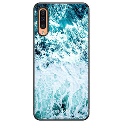 Casimoda Samsung Galaxy A50/A30s hoesje - Oceaan