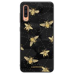 Casimoda Samsung Galaxy A50/A30s hoesje - Bee yourself