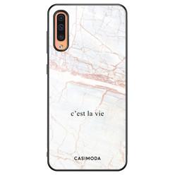 Casimoda Samsung Galaxy A50/A30s hoesje - C'est la vie