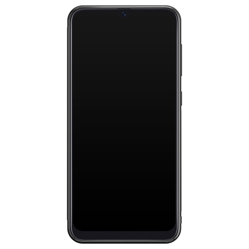 Casimoda Samsung Galaxy A50/A30s hoesje - Marmer triangles