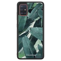 Casimoda Samsung Galaxy A51 hoesje - Jungle