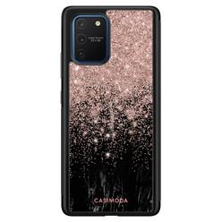 Casimoda Samsung Galaxy S10 Lite hoesje - Marmer twist