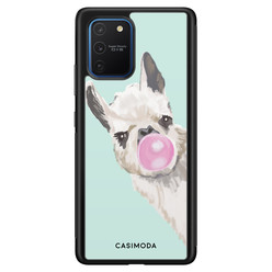 Casimoda Samsung Galaxy S10 Lite hoesje - Retro lama