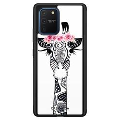 Casimoda Samsung Galaxy S10 Lite hoesje - Giraffe