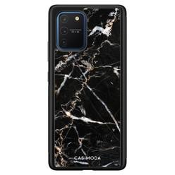 Casimoda Samsung Galaxy S10 Lite hoesje - Marmer zwart