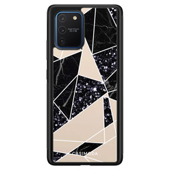 Casimoda Samsung Galaxy S10 Lite hoesje - Abstract painted