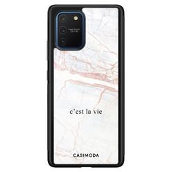 Casimoda Samsung Galaxy S10 Lite hoesje - C'est la vie