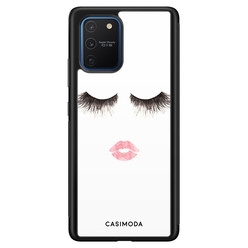 Casimoda Samsung Galaxy S10 Lite hoesje - Kiss wink