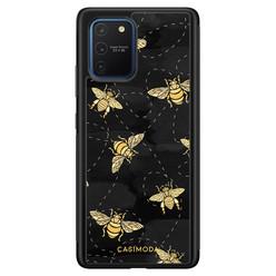 Casimoda Samsung Galaxy S10 Lite hoesje - Bee yourself