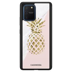 Casimoda Samsung Galaxy S10 Lite hoesje - Ananas