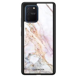 Casimoda Samsung Galaxy S10 Lite hoesje - Parelmoer marmer