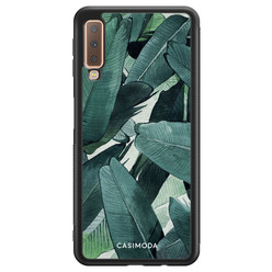 Casimoda Samsung Galaxy A7 2018 hoesje - Jungle