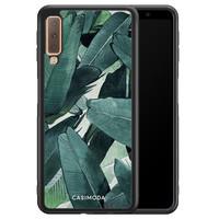 Casimoda Samsung Galaxy A7 2018 hoesje - Jungle