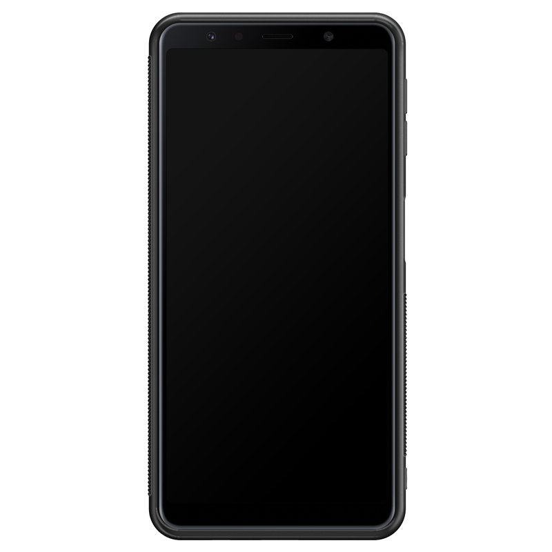 Casimoda Samsung Galaxy A7 2018 hoesje - Lobster all the way