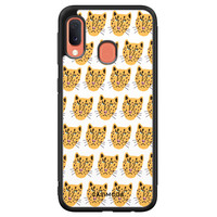 Casimoda Samsung Galaxy A20e hoesje - Got my leopard
