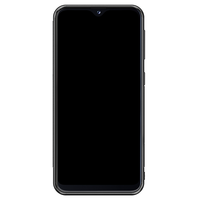 Casimoda Samsung Galaxy A20e hoesje - Luipaard geel