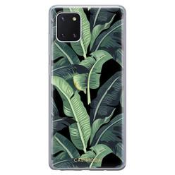 Casimoda Samsung Galaxy Note 10 Lite siliconen hoesje - Bali vibe