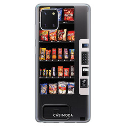 Casimoda Samsung Galaxy Note 10 Lite siliconen hoesje - Snoepautomaat