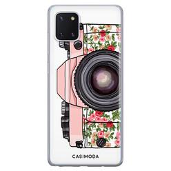 Casimoda Samsung Galaxy Note 10 Lite siliconen hoesje - Hippie camera