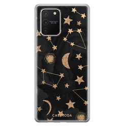 Casimoda Samsung Galaxy S10 Lite siliconen hoesje - Counting the stars