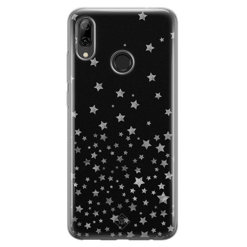 Casimoda Huawei P Smart 2019 siliconen hoesje - Falling stars