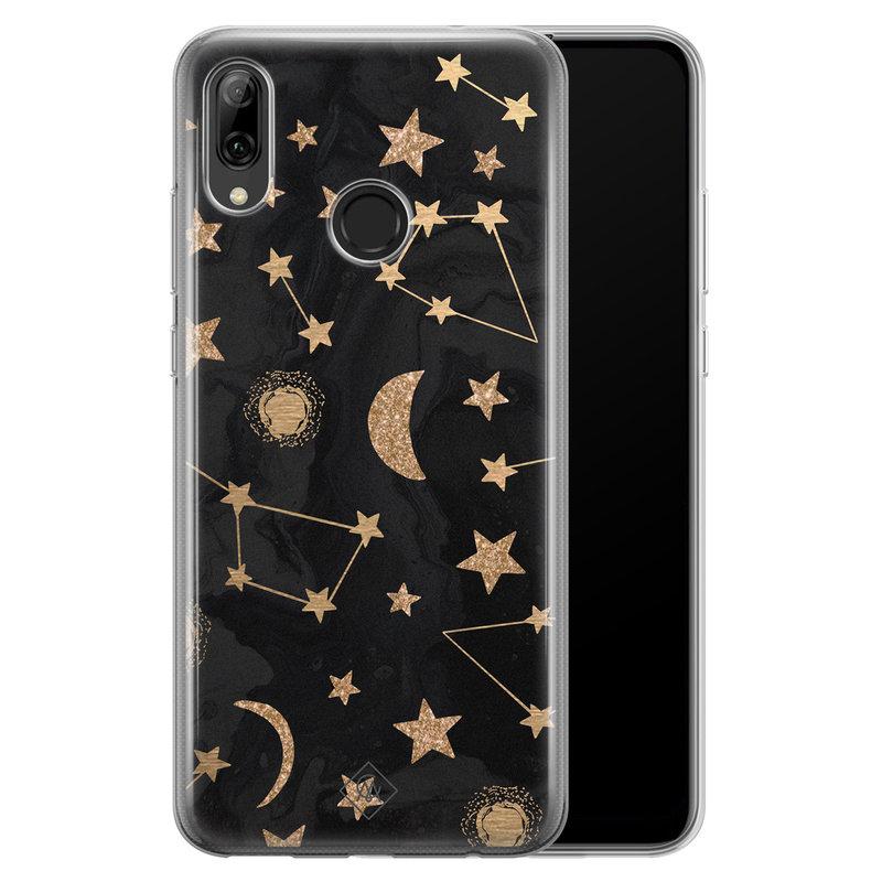 Casimoda Huawei P Smart 2019 siliconen hoesje - Counting the stars