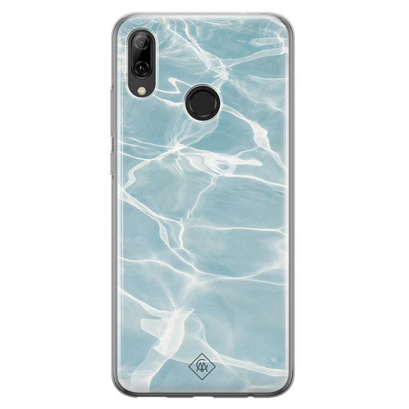 Casimoda Huawei P Smart 2019 siliconen hoesje - Oceaan