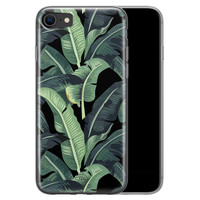 Casimoda iPhone SE 2020 siliconen hoesje - Bali vibe