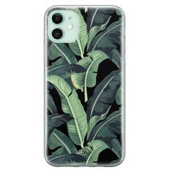 Casimoda iPhone 11 siliconen hoesje - Bali vibe