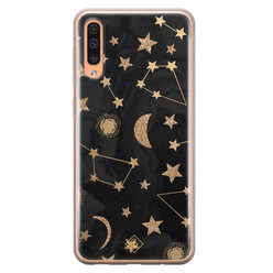 Casimoda Samsung Galaxy A50/A30s siliconen hoesje - Counting the stars