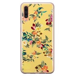 Casimoda Samsung Galaxy A50/A30s siliconen hoesje - Floral days