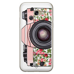 Casimoda Samsung Galaxy A5 2017 siliconen hoesje - Hippie camera