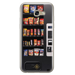 Casimoda Samsung Galaxy A5 2017 siliconen hoesje - Snoepautomaat