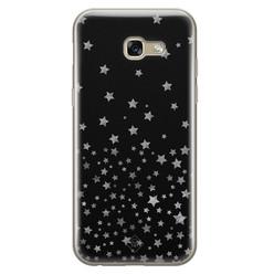 Casimoda Samsung Galaxy A5 2017 siliconen hoesje - Falling stars