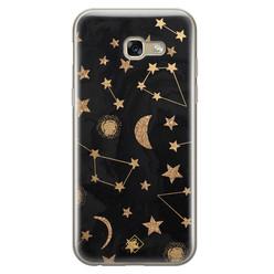 Casimoda Samsung Galaxy A5 2017 siliconen hoesje - Counting the stars