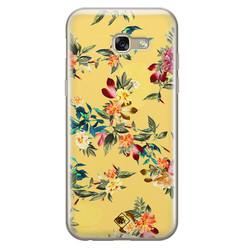 Casimoda Samsung Galaxy A5 2017 siliconen hoesje - Floral days