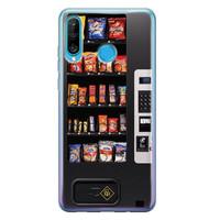 Casimoda Huawei P30 Lite siliconen hoesje - Snoepautomaat