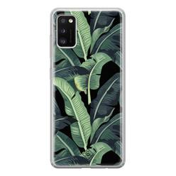Casimoda Samsung Galaxy A41 siliconen hoesje - Bali vibe