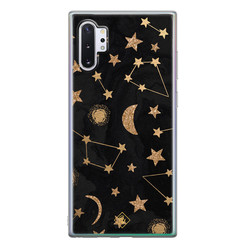 Casimoda Samsung Galaxy Note 10 Plus siliconen hoesje - Counting the stars