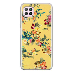 Casimoda Huawei P40 Lite siliconen hoesje - Floral days