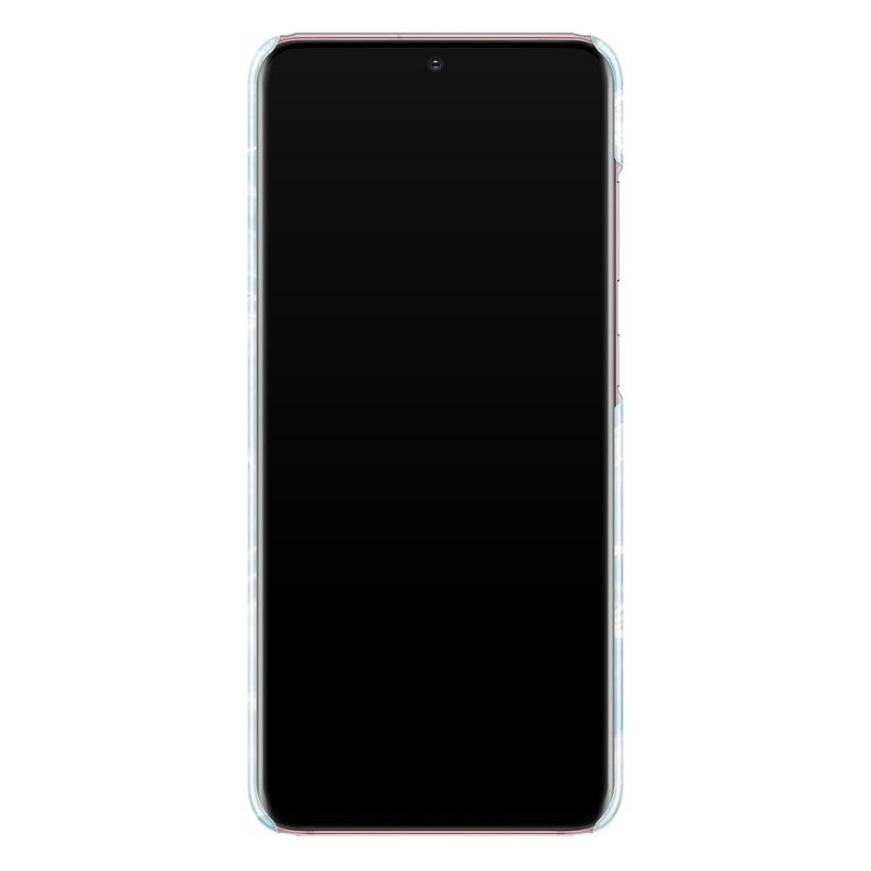 Casimoda Samsung Galaxy S20 rondom bedrukt hoesje - Island vibes