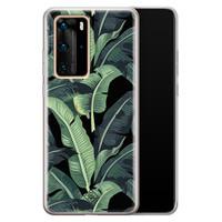 Casimoda Huawei P40 Pro siliconen hoesje - Bali vibe