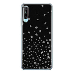 Casimoda Huawei P Smart Pro siliconen hoesje - Falling stars