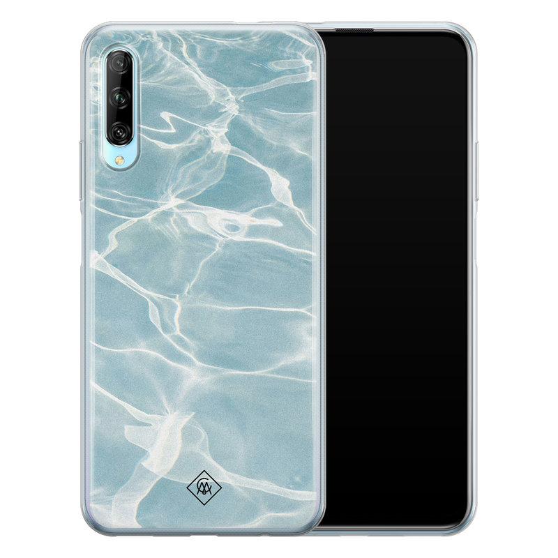 Casimoda Huawei P Smart Pro siliconen hoesje - Oceaan