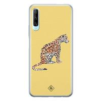 Casimoda Huawei P Smart Pro siliconen hoesje - Leo wild