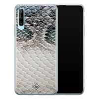 Casimoda Huawei P Smart Pro siliconen hoesje - Oh my snake