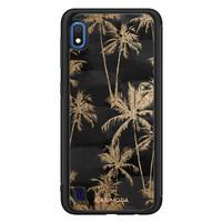 Casimoda Samsung Galaxy A10 hoesje - Palmbomen