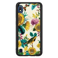 Casimoda Samsung Galaxy A10 hoesje - Sunflowers