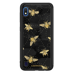 Casimoda Samsung Galaxy A10 hoesje - Bee yourself