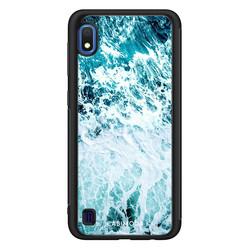 Casimoda Samsung Galaxy A10 hoesje - Oceaan